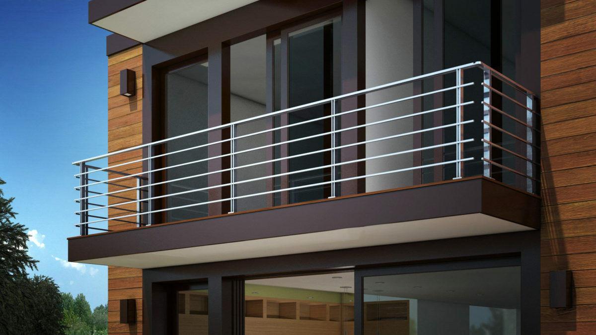Altezza Dei Parapetti altezza minima parapetto balconi e scale | altogarda